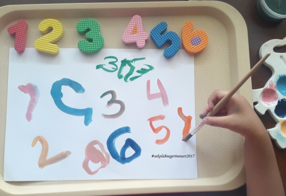 Learning Numbers (19)