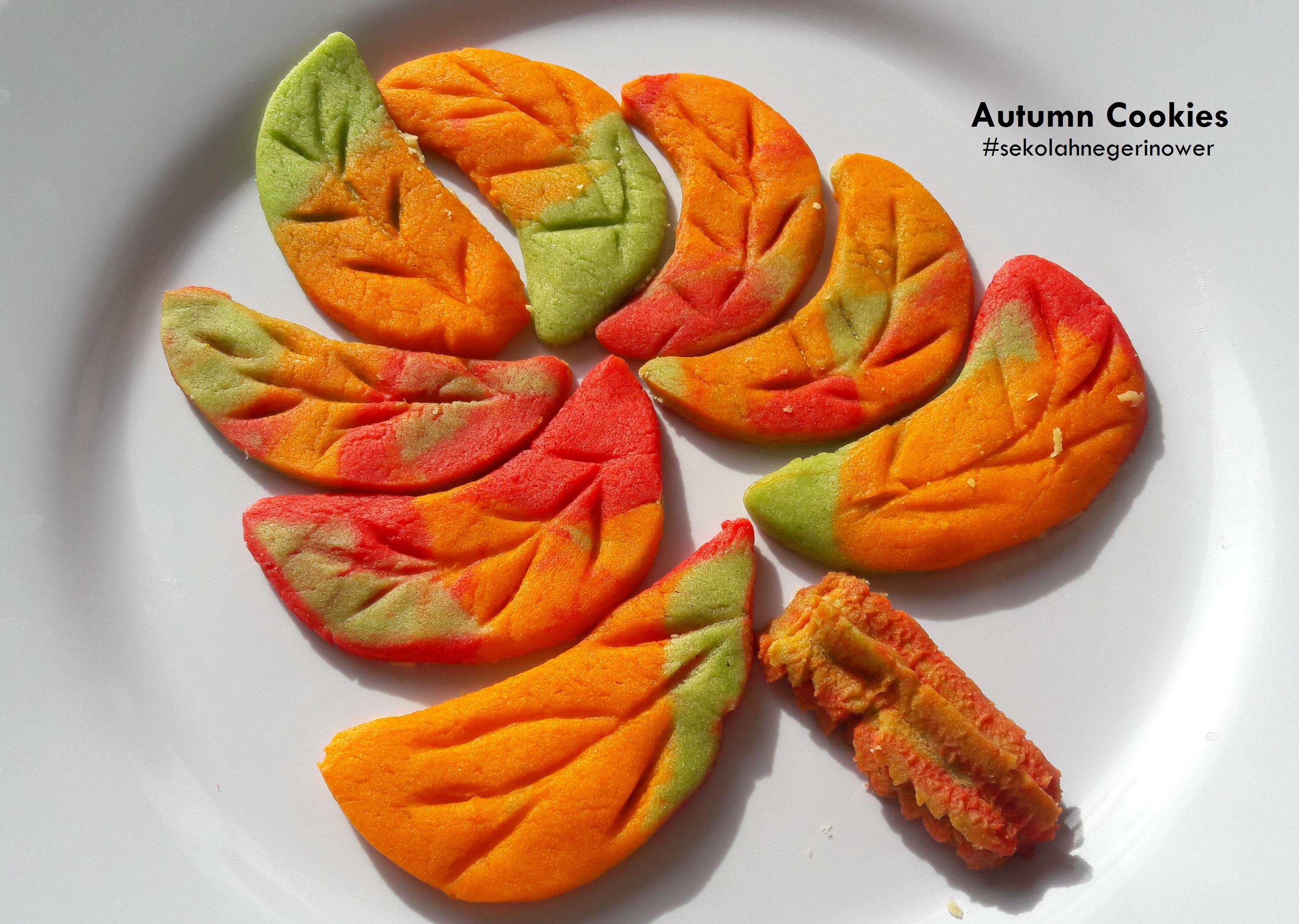 Autumn Cookies edit