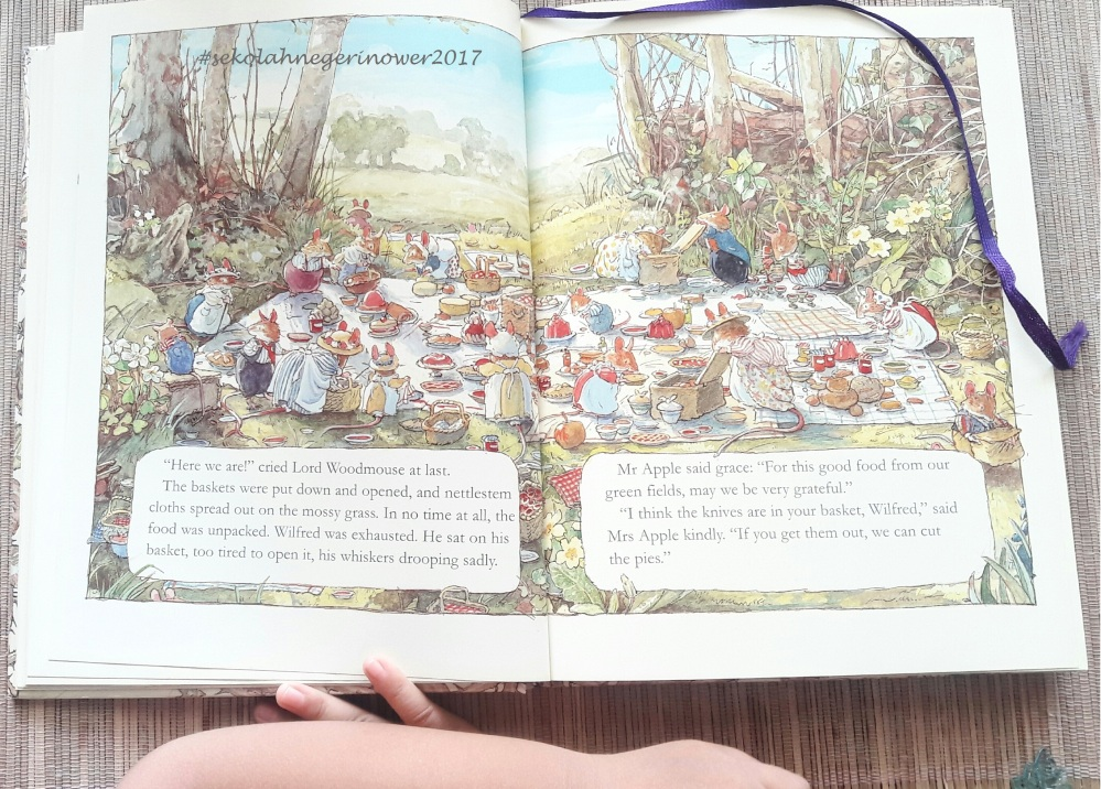 Brambly Hedge_Summer Story