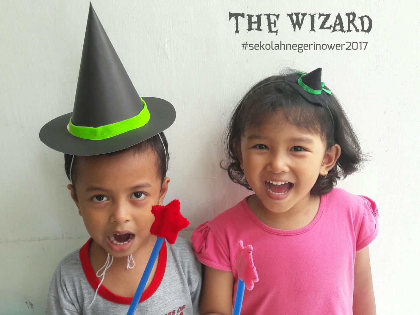 topi penyihir