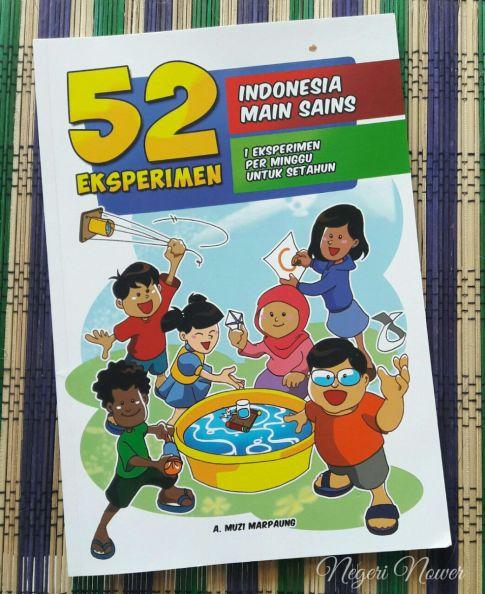 Buku Indonesia Main Sains