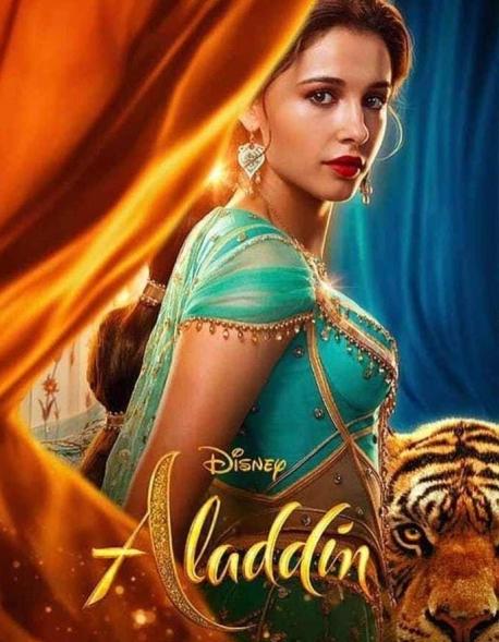 Aladdin-2019-Jasmine-Poster